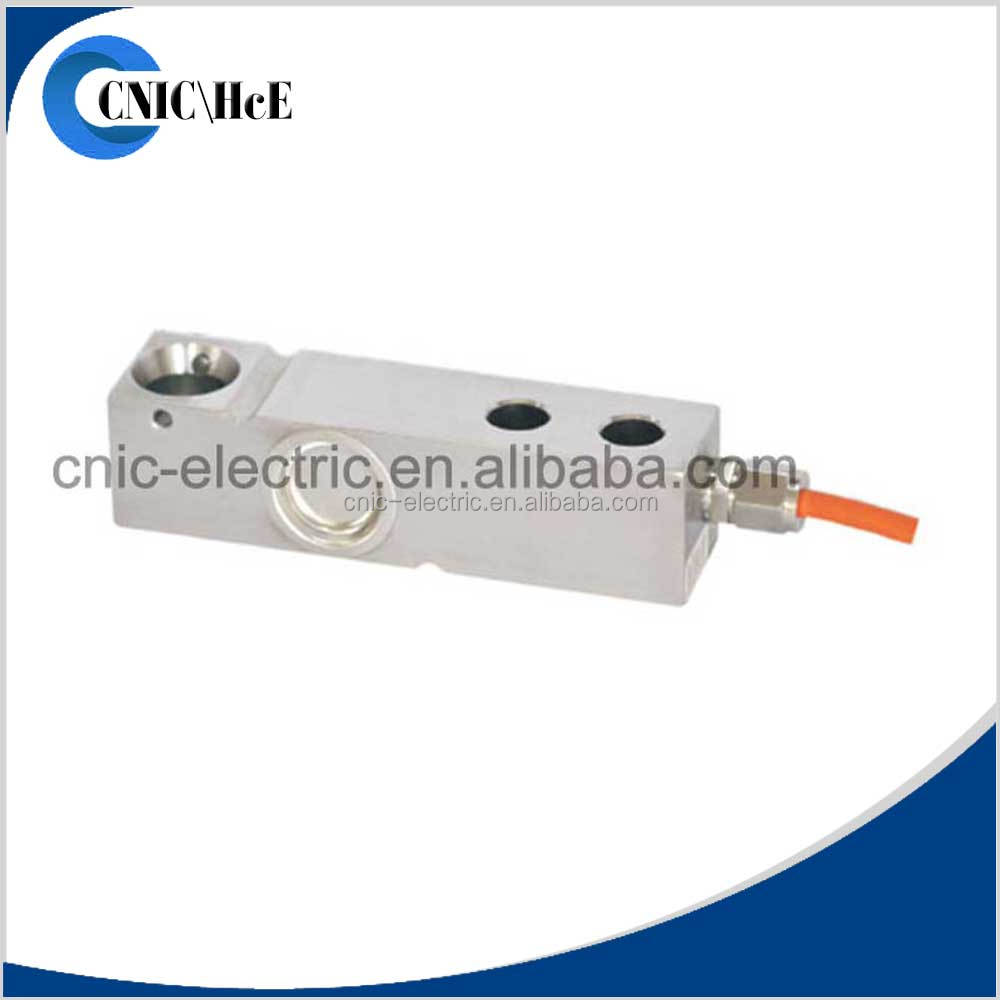 A Low Profile Single-Ended Shear Beam Load Cell SQT For Floor Scale