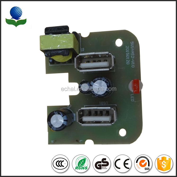 Chinese factory CKD/SKD/DKD integrated circuit board usb flash drive pcba service