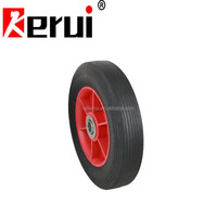 "6"" small plastic hub toy cart wheel on sale"