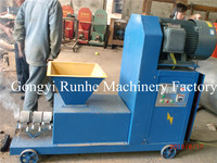 large capacity wood sawdust rice husk charcoal briquette making machine with best price