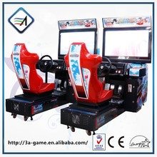 42 INCH 3D Car Driving Simulator Game Machine Outrun 2015 Arcade Games Car Race Game