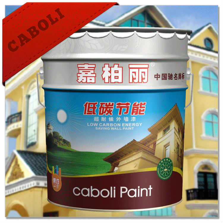 China Decoration Color Paint For Exterior Walls