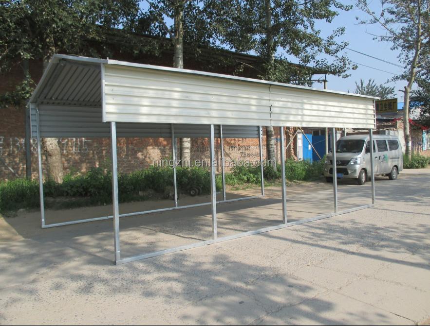 Diy Car Shelter : Certified gage vertical building diy car