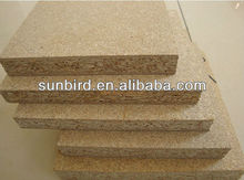 1220*2440mm/1830*2440mm melamine faced particle board for furniture carb P2