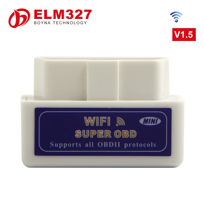 Elm327 elm 327 1.5 WIFI MINI software free app download connect to android IOS WINDOWS