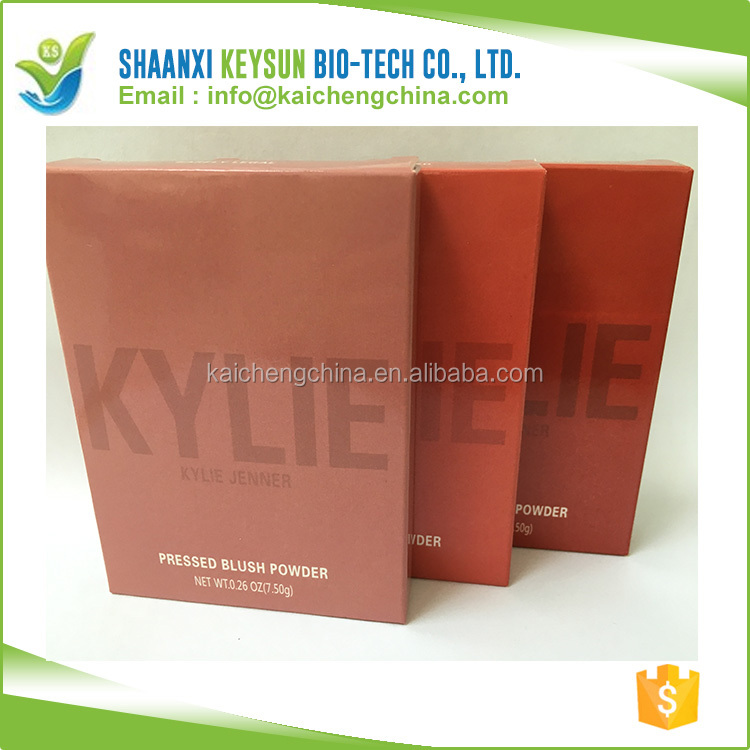 Recommend Face Makeup Palette Kylie Xoxo Matte Color Blusher 5 Colors Cheek Powder Blush Bronzer