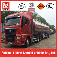 BEST SINOTRUK SITRAK Tractor Truck 440HP With ADR standard fuel tanker trailer 38-42KL
