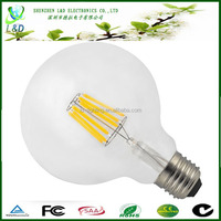 Global Dimmable 4W 6W 8W E26 E27 R80 LED Lamp Bulb