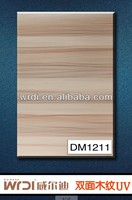 Decorative veneer/white wood veneer
