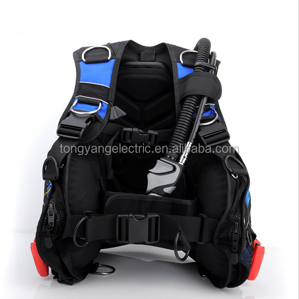 Scuba Diving Equipment BCD