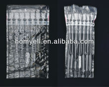 Factory sell cheaperest black Air plastic bubble packing bags for HY H007 for 2612A toner cartridge