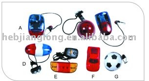 Electric horn/bicycle parts/electric bell