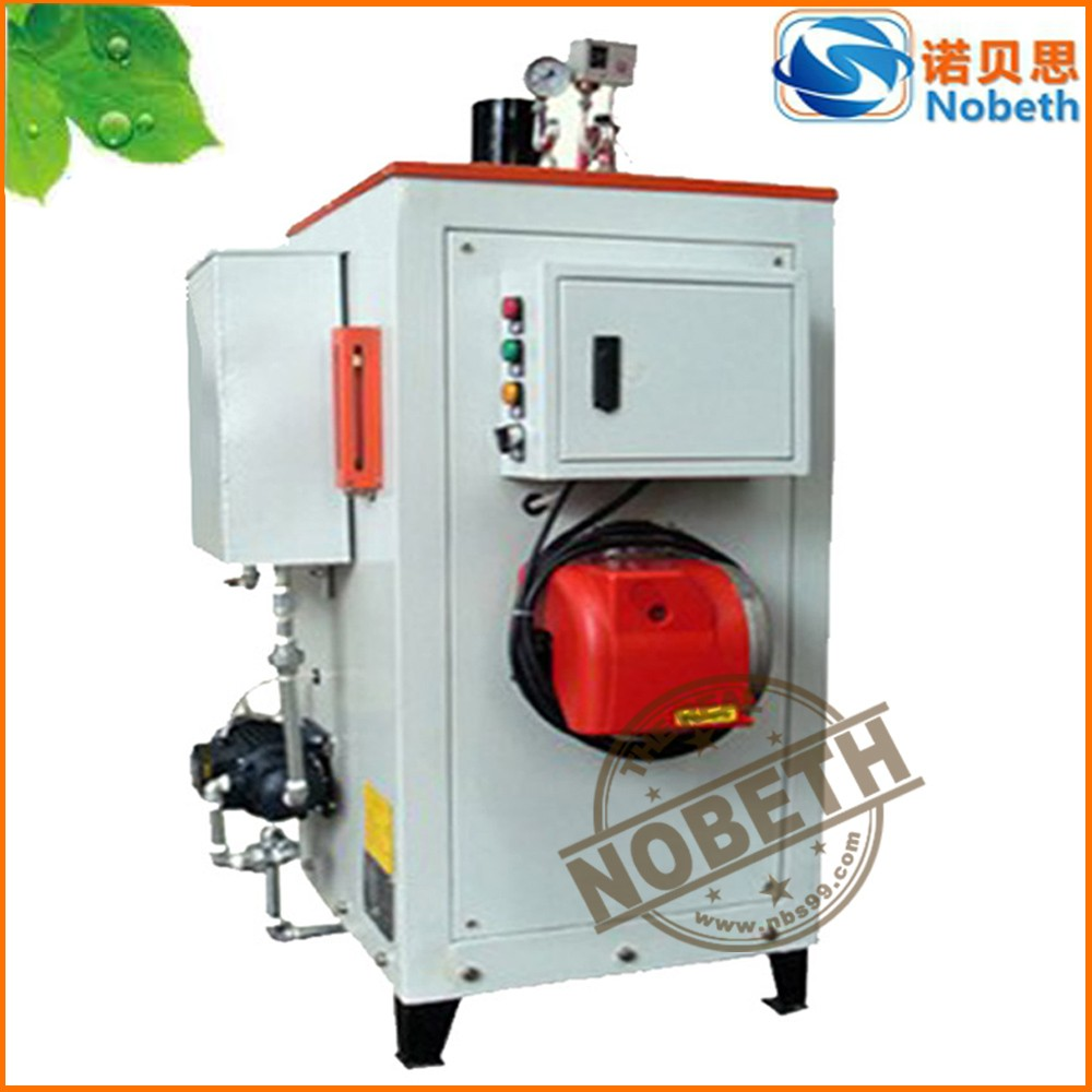 pure steam full automatic mini gas boiler for sale