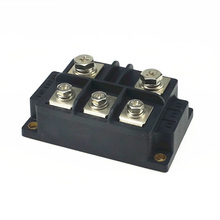 Low price three phase full wave rectifier bridge diode power module MDS150A 160A 150A MDS200A for welding machine.