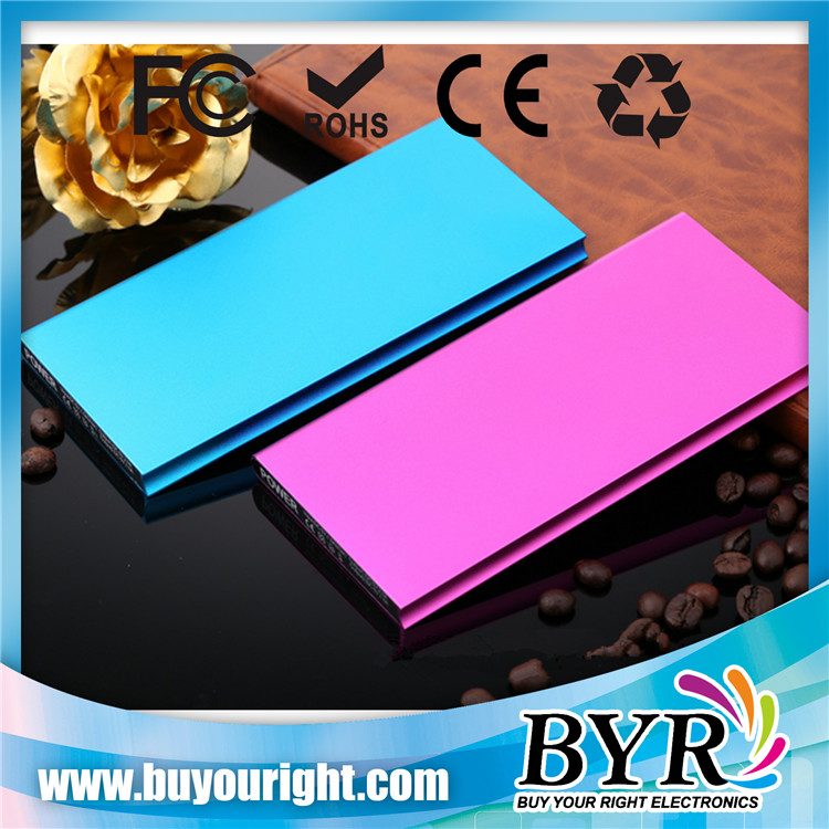 The most wonderful 210g safty power banks 8000mah