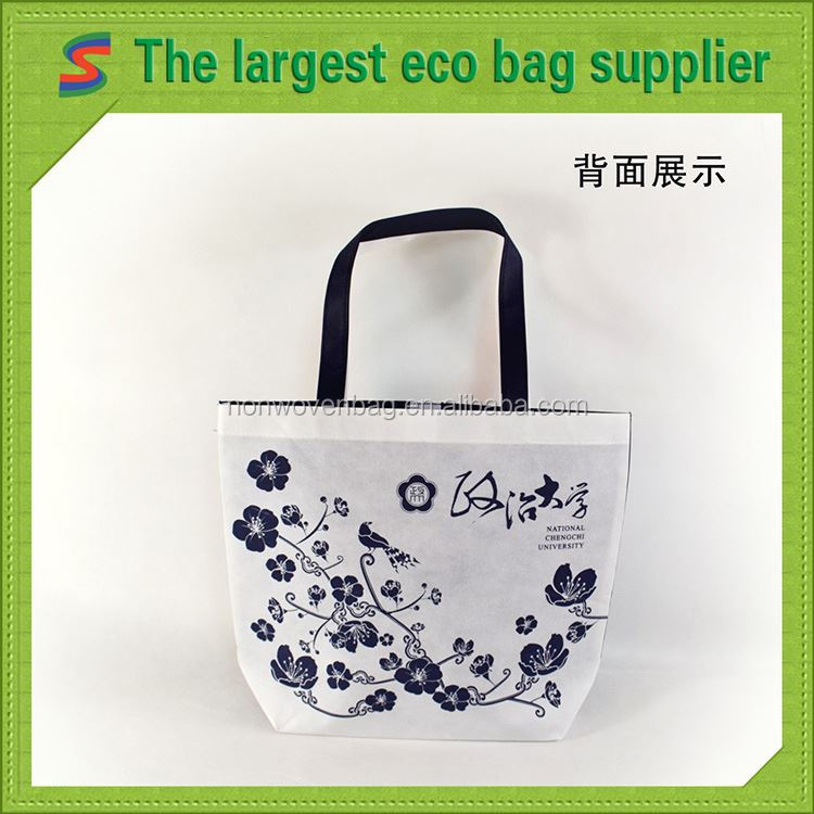 Disposable Nonwoven Cloth Bag Punch Non Woven Bags