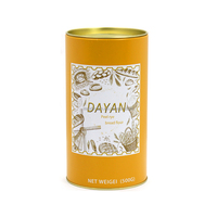 Cylindrical cans cereal Tin box packaging