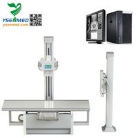 YSX500D Medical Radiology 500mA Digital X Ray Machine Price
