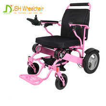 disability lightweight folding power electric wheelchair for sale