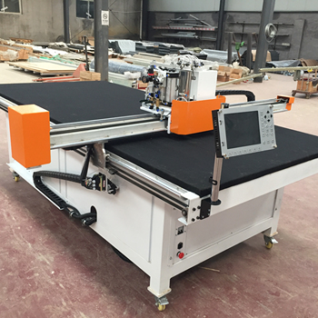 Innovative resin machine for glass printing