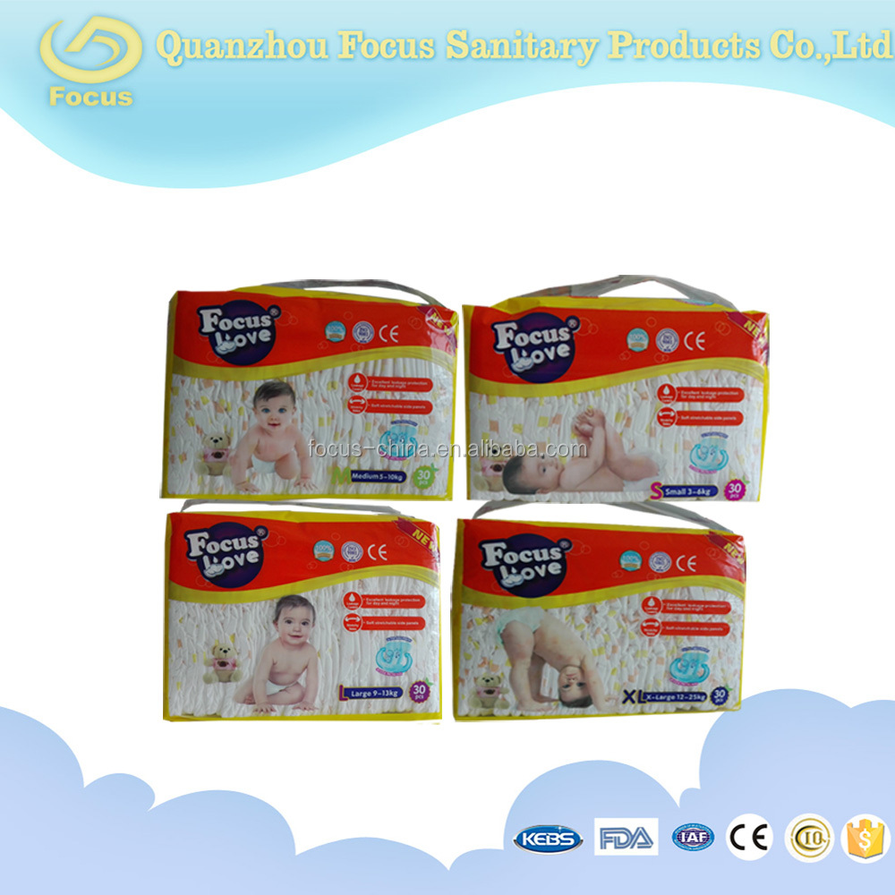 Grade A grade Comfortable Economic Soft Disposable Adult Sleepy Baby Diaper, diapers newborm