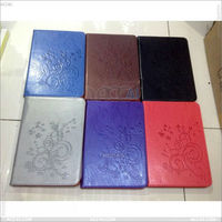 shenzhen New Magnetic PU Leather Folio Stand Case Cover with Stylus Holder for iPad Mini P-iPDMINICASE110