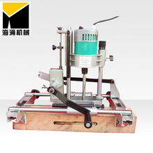 Wooden Door Lock Hole Mortising Machine for Woodworking