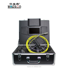 Roller Skid CCTV Colour Sewer and Stormwater Inspection Camera Support Video Recording WPS-710DM