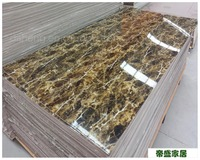 Interior wall decoration panel , artificial marble wall panel ,Interior decorative PVC UV wall panel, wall decorative panel