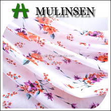 Mulinsen Woven Printed Cotton Voile Fabric India