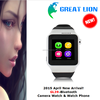 2015 Unique design Factory wholesale cheap GL39/S39 smart watch smart watch phone 3G phone in stock