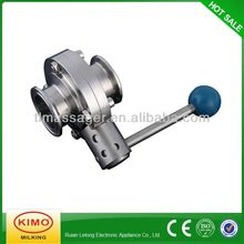 Useful Ball Valve Butterfly Handle,Milk Valve