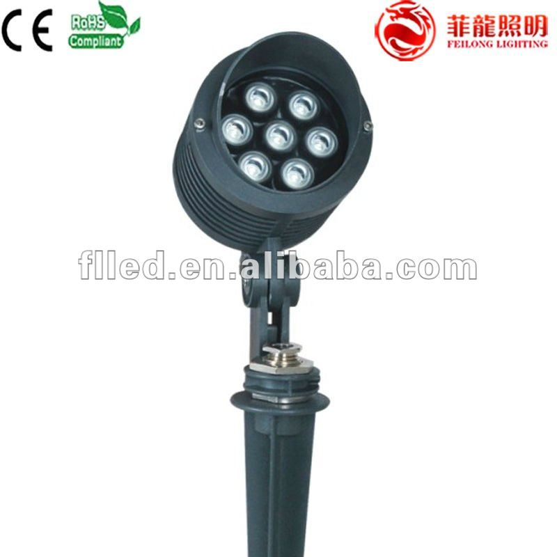 7w Led Light Garden Spot Lights Ip65 Buy Led Light Garden Spot
