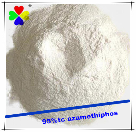 China product Azamethiphos 95%tc organo-phosphor insecticide
