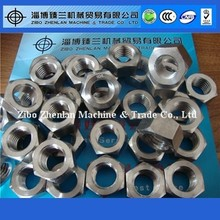 904l stainless steel hex nut bolt manufacturing process