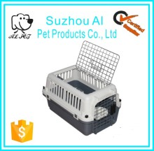 Pet Carrier Airline Approved Dog Kennel Pet Crate with Two Door