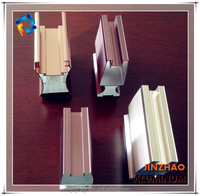 China top aluminum profiles for windows and doors 6063 t5