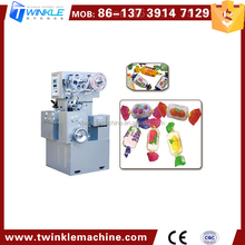 TKU098 AUTOMATIC CANDY DOUBLE TWIST WRAPPING MACHINE