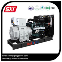 50HZ 650kva Water Cooled Diesel Generator with Korea Doosan Engine