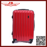 hard case luggage bags/travel trolley luggage bag/abs luggage