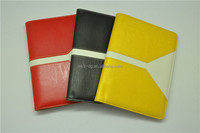 pu leather jacket, cover for notebooks and diary, fake book case