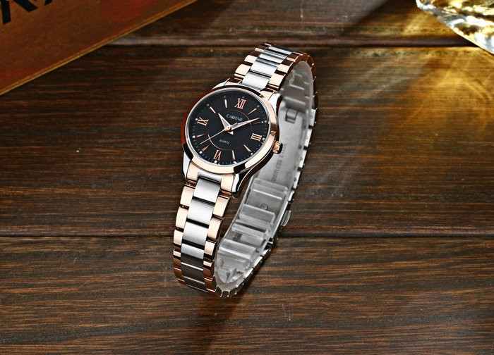High Quality Women Quartz Watch/Stainless Steel Wrist Watch For Women/Japan Movement Quartz Women Watch 2016