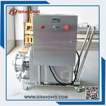 380V toothpaste making homogenizer plant , High Shear Mixer