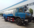 Dongfeng 4x2 large tanker truck capacity water tank truck