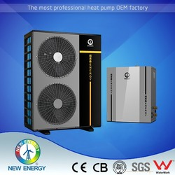 Family Use -25c low ambiemt brine to water heat pumps water hearter