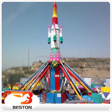BESTON second hand playground equipment for sale self control plane ride