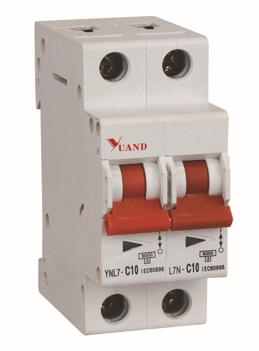 wholesale mcb circuit breaker single phase circuit breaker 32 amp circuit breaker 63a 400v from china supplier YUANDA in yueqing