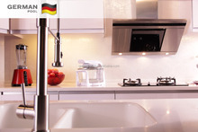 German Pool Custom Durable material Multi-functional Acrylic Rust- free steel Kitchen Furniture Cabinets