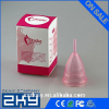 Medical Grade Silicone Menstrual Cup For