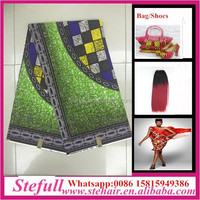 Stefull original african wax print new design english wax